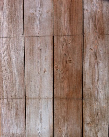 Wooden finish wall